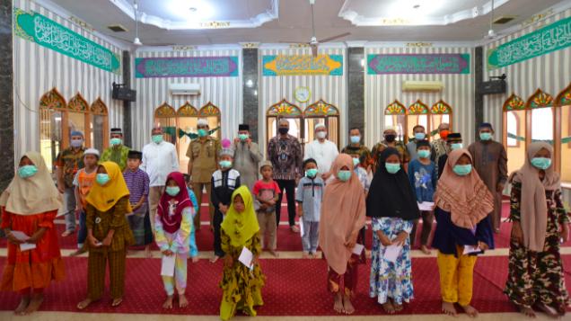 Pelindo 1 Gelar Berbagai Kegiatan di Bulan Ramadan dan Salurkan Bantuan kepada Masyarakat - JPNN.com