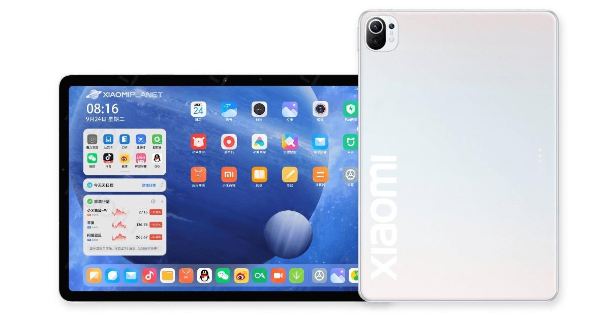 Xiaomi Mi Pad 5, Tablet Anyar dengan Spesifikasi Gahar - JPNN.com