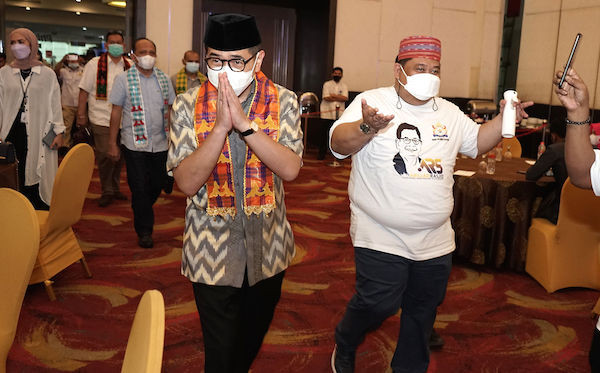 Sambangi Kadin Sultra, Arsjad Rasjid Paparkan 4 Pilar untuk Bangkitkan Ekonomi Indonesia - JPNN.com