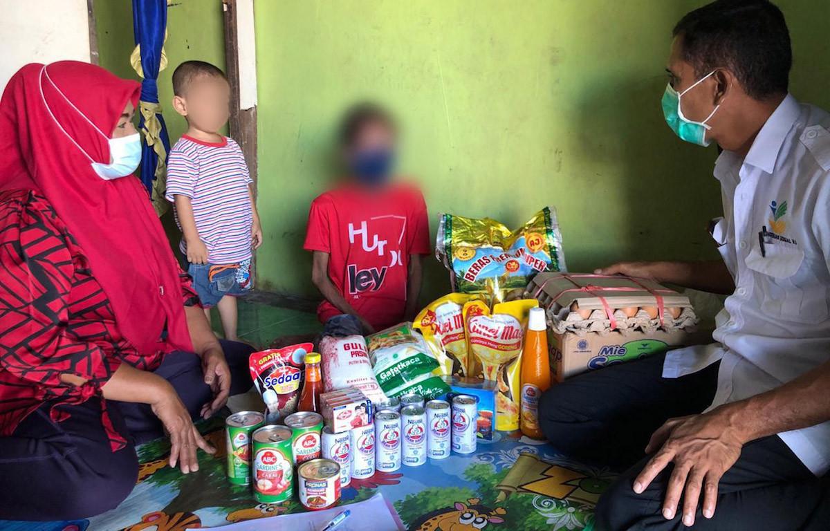 Kemensos Tangani Pasien HIV yang Alami Gizi Buruk di Kabupaten Gowa - JPNN.com