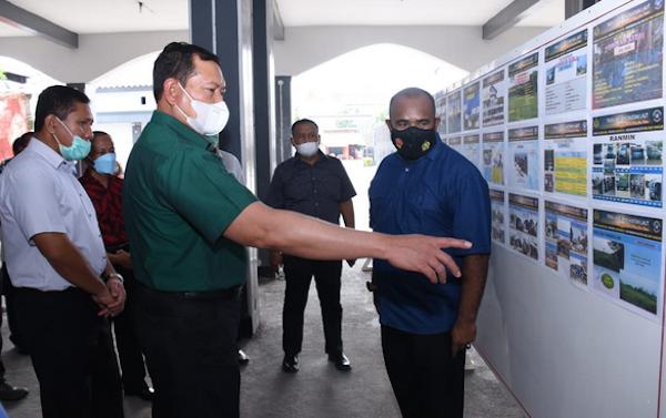 Laksamana Yudo Sambangi Lanal Tegal, Nih Agendanya - JPNN.com