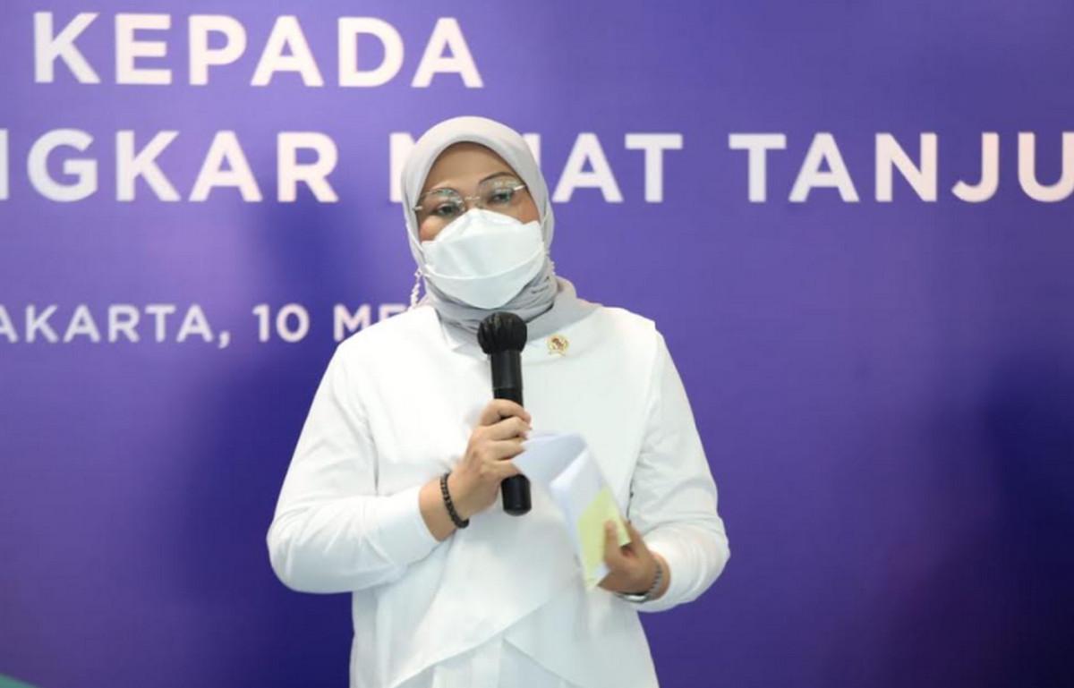 Menaker Ida Minta Pekerja Bongkar Muat Harus Didaftarkan BPJS Ketenagakerjaan - JPNN.com