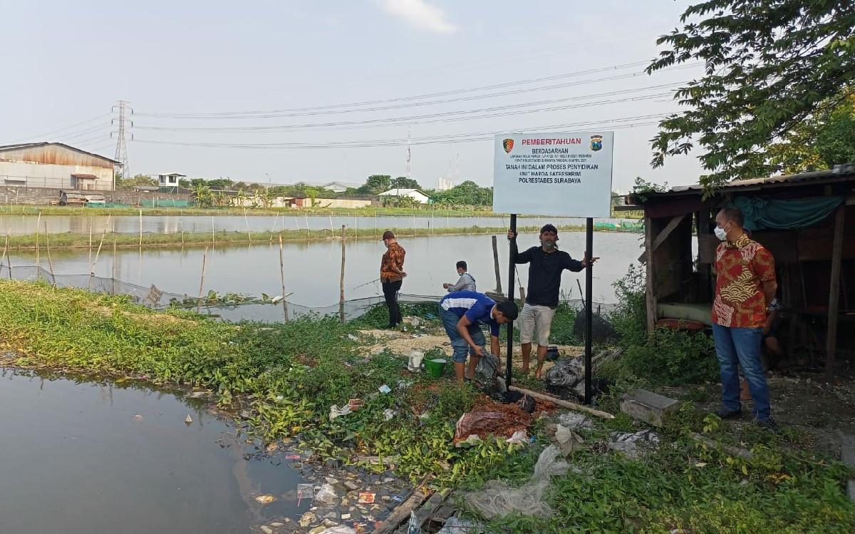 Tanah Warisan Warga Direbut Mafia Surabaya, Begini Kronologinya