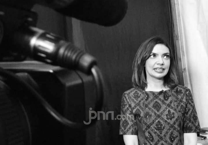 Najwa Shihab, Jilbab, dan Ide Socrates - JPNN.com Jatim