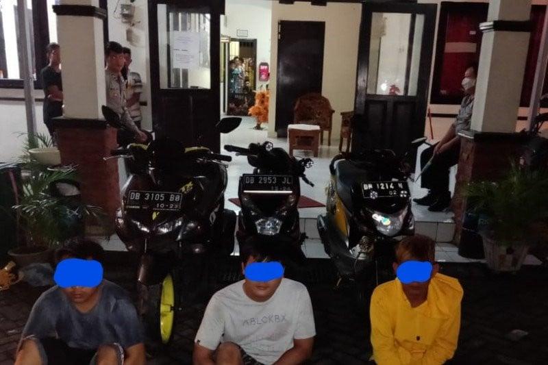 Tiga Tersangka Curnamor Melawan Saat Diringkus, Dooor! - JPNN.com