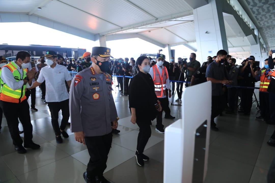 Perintah Jenderal Listyo Sigit kepada Anak Buahnya yang Bertugas di Bandara Soetta - JPNN.com