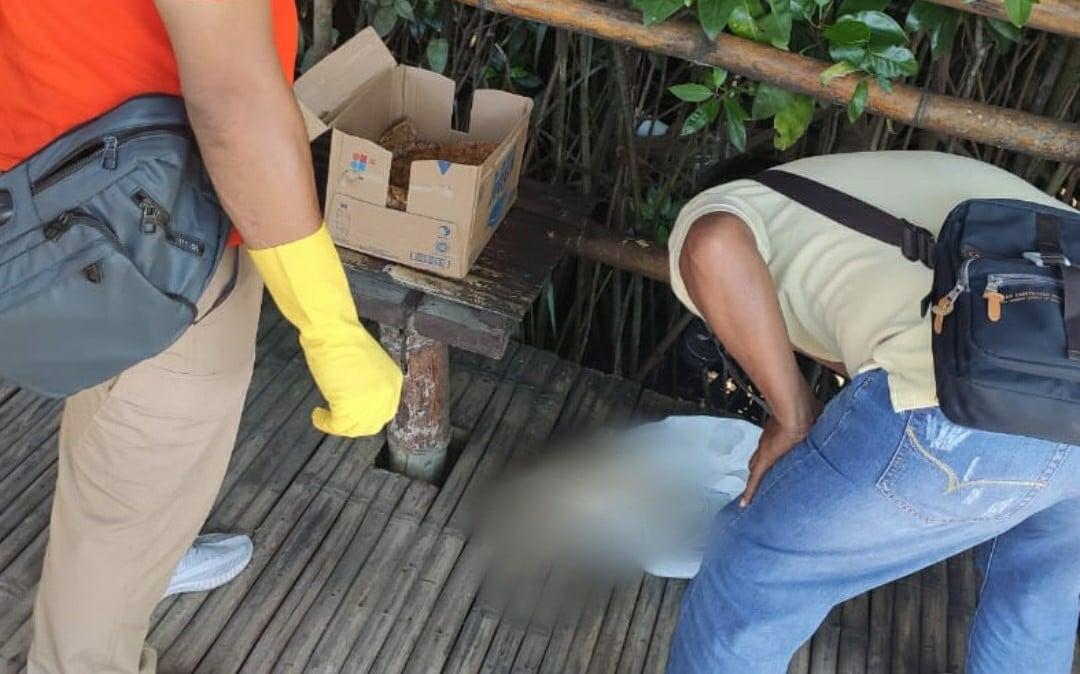 Pulang-Pulang Nelayan Ini Malah Bawa Mayat Bayi 2 Bulan - JPNN.com Jatim