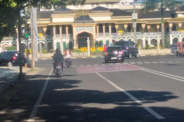Kondisi Kota Medan pada Hari Pertama Lebaran, Begini Penampakannya - JPNN.com