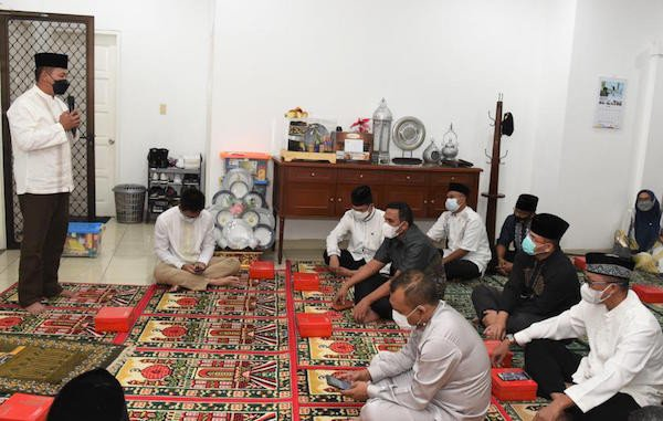 Komandan Seskoal Laksda TNI Tunggul Suropati Gelar Syukuran - JPNN.com