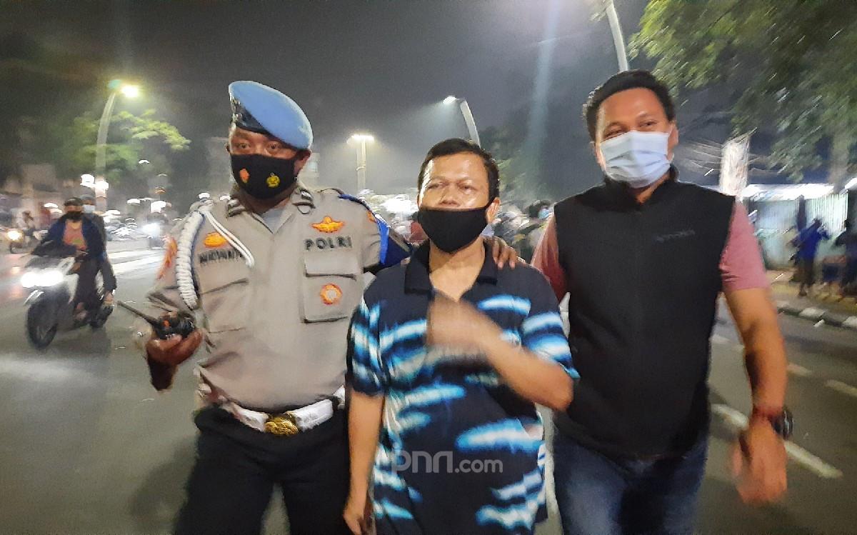 Berbuat Terlarang Saat Malam Takbiran, 10 Orang Ditangkap, Nih Penampakannya - JPNN.com