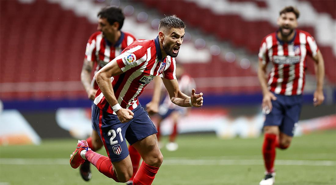 Taklukkan Real Sociedad, Atletico Madrid Kukuh di Puncak - JPNN.com