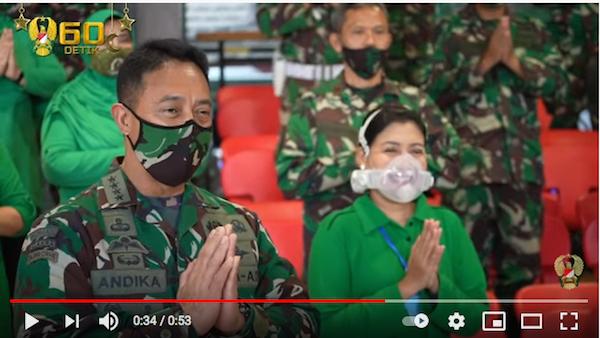 Jenderal Andika: Keluarga Besar TNI AD Ucapkan Selamat Hari Raya Idulfitri - JPNN.com