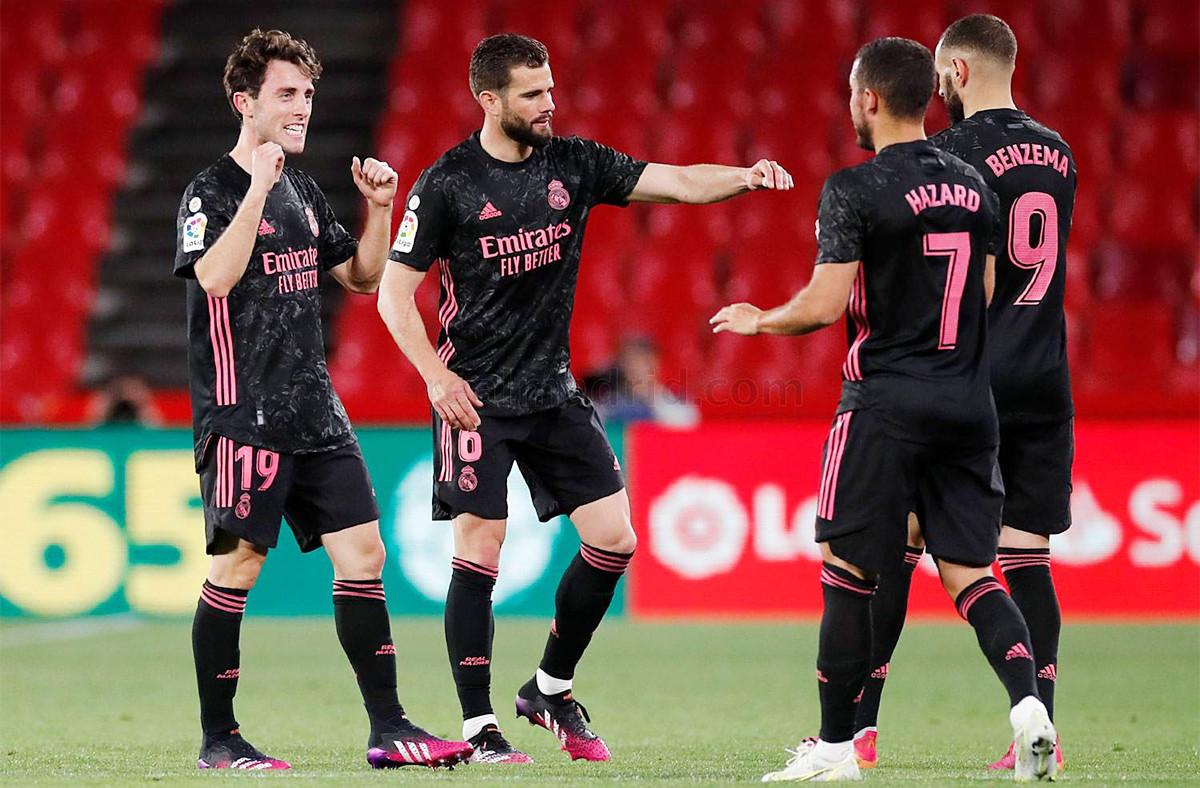 Real Madrid Mengamuk di Kandang Granada, Rekor pun Tercipta - JPNN.com