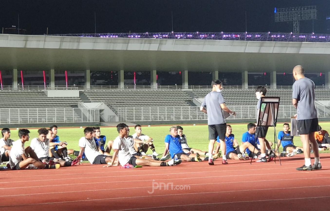 Shin Tae Yong Sempat Meninggikan Suara di TC Timnas Indonesia, Ada Apa? - JPNN.com