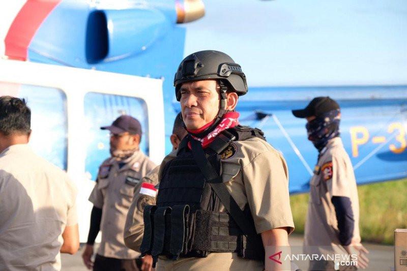 TNI Polri Tembak Mati 2 Anggota KKB Lekagak Telenggen, 1 Kabur Bawa AK-47 dalam Kondisi Tertembak - JPNN.com