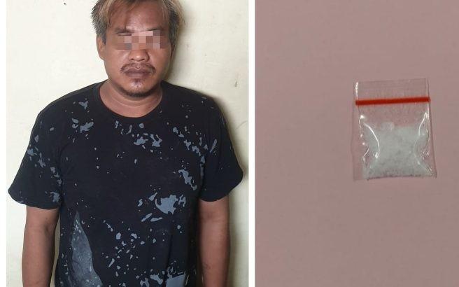 Ada yang Kenal Pria Ini? Namanya Kebo, Sudah Ditangkap, Terancam 20 Tahun Penjara - JPNN.com