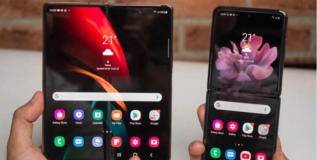 Ponsel Lipat Samsung Bakal Mendapat Lawan Keras da