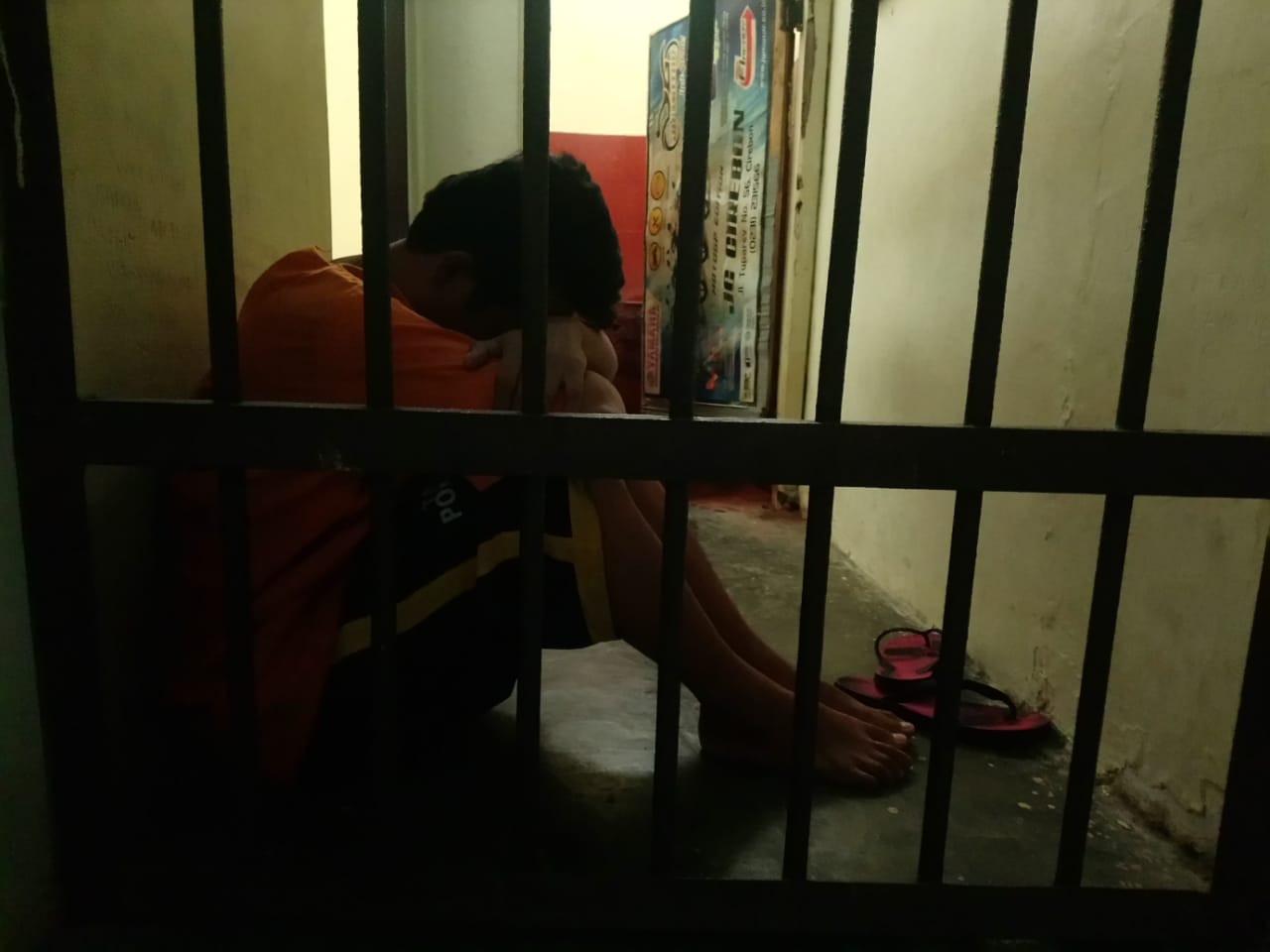 Di Dalam Penjara, RJ Hanya Bisa Menyesal, Malu, Sudah Tua - JPNN.com