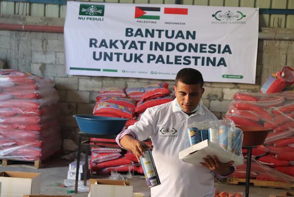 NU Care Kembali Salurkan Bantuan Untuk Warga Palestina - JPNN.com