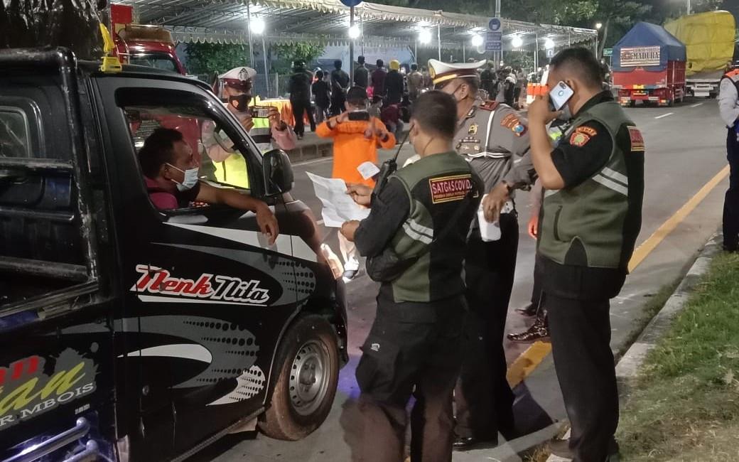 Jangan Harap Lolos Pemeriksaan Jembatan Suramadu Waktu Dini Hari! - JPNN.com Jatim