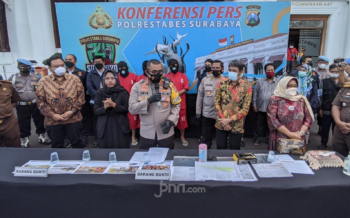 Gegara Sampingannya, ASN Surabaya Diciduk, Mau Tahu Apa? - JPNN.com Jatim