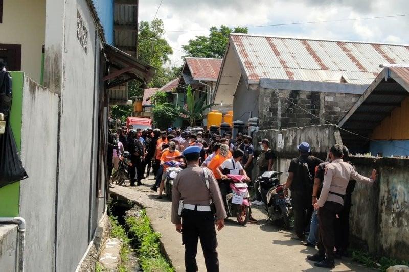 Rekonstruksi Pembunuhan DM dan HS, Lokasi Dijaga 122 Personel Gabungan - JPNN.com