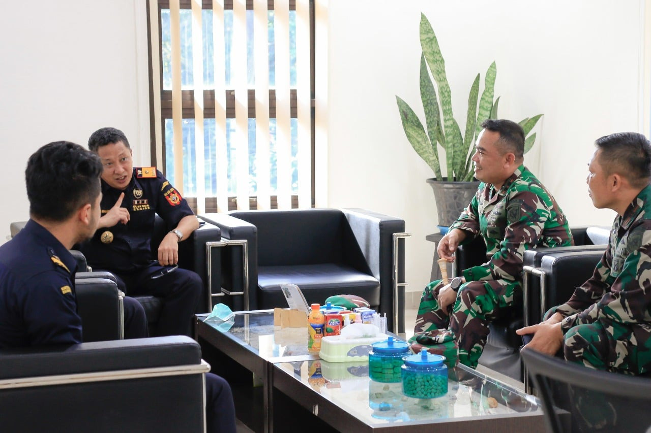 Bersinergi Menjadi Langkah Bea Cukai Memperkuat Pengawasan dan Tingkatkan Ekonomi Indonesia - JPNN.com