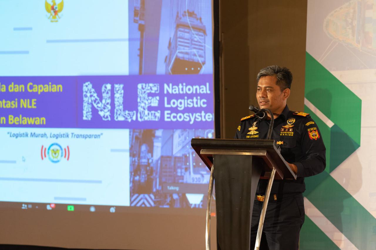 Ini Cara Bea Cukai Mempercepat Implementasi NLE di Pelabuhan Belawan dan Tanjung Emas - JPNN.com
