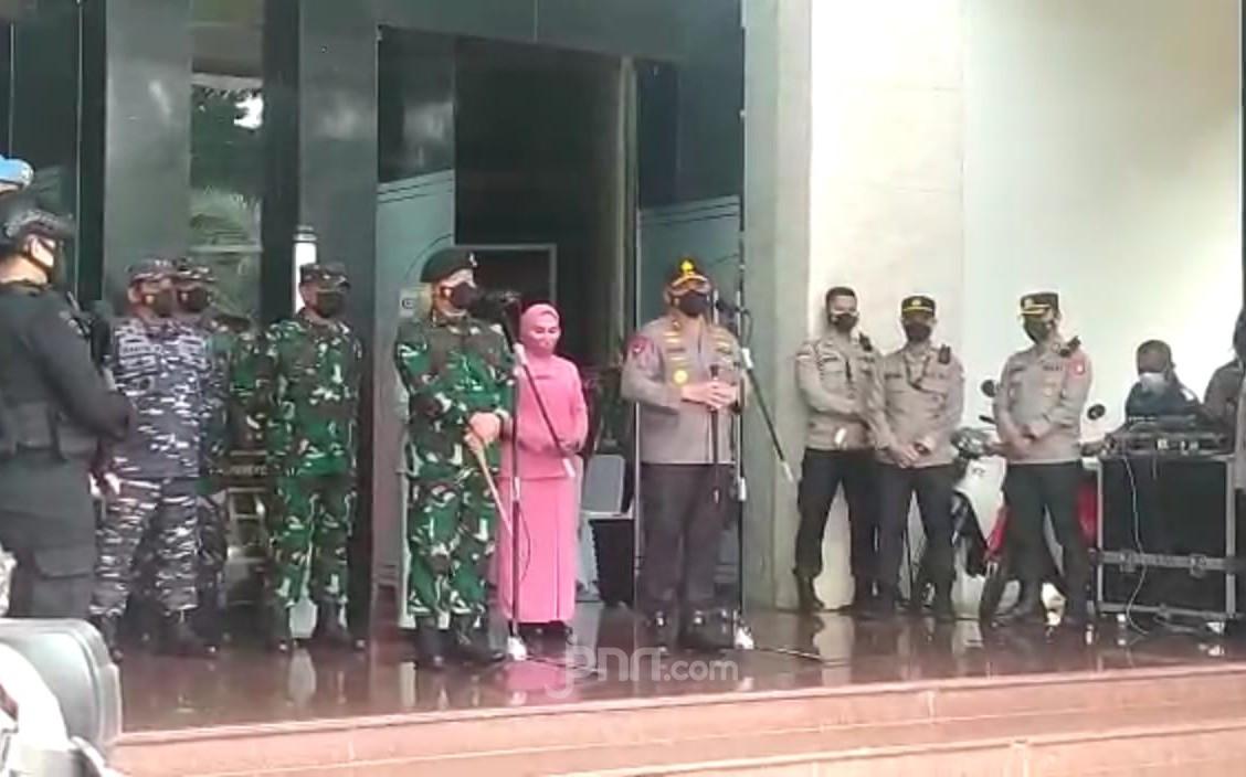 Mayjen Dudung Abdurachman: Siapa pun yang Coba-Coba Mengganggu... - JPNN.com