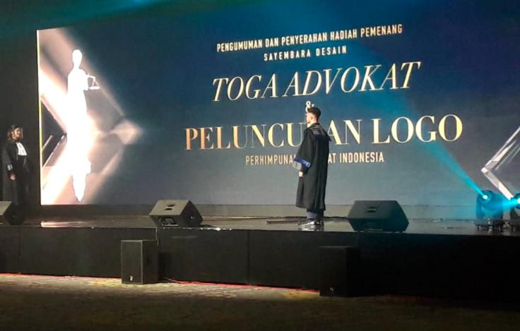 Ini Pemenang Sayembara Desain Toga Advokat yang Digelar Peradi, Hadiahnya Wow! - JPNN.com