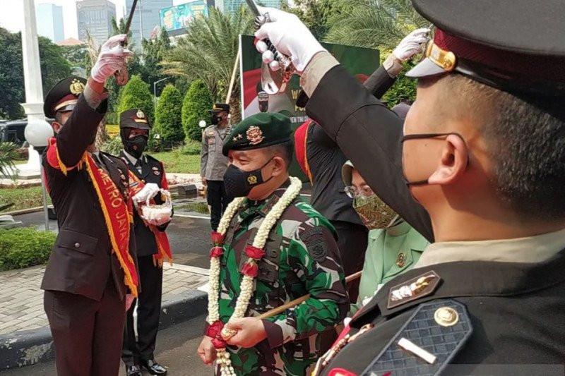 Mayjen Dudung Abdurachman: Saya Mempunyai Pasukan yang Begitu Besar - JPNN.com