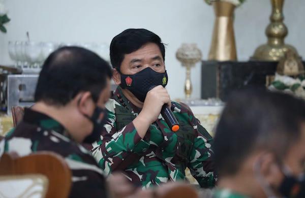 Reaksi Panglima TNI Setelah Menerima Laporan dari Pangdam Mayjen Suharyanto - JPNN.com