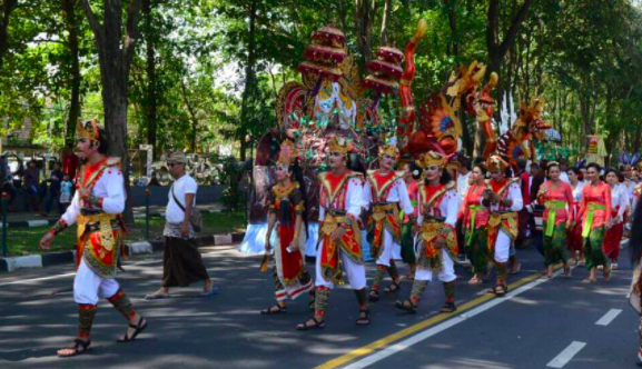 10 Ribu Seniman Bakal Meriahkan Pesta Kesenian Bali 2021, Kemenparekaf: Pariwisata Akan Bangkit - JPNN.com