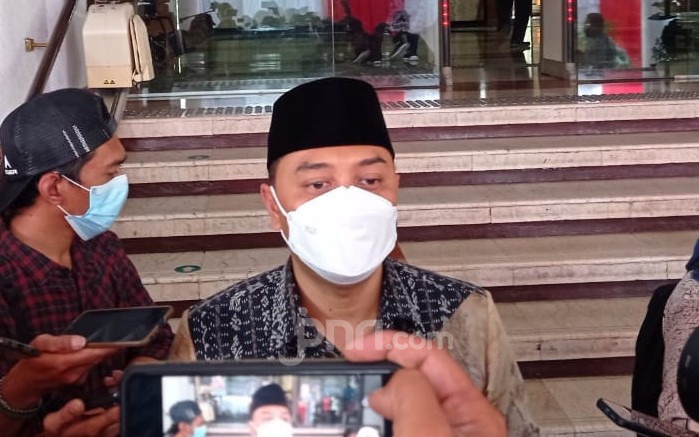 Sejumlah Anggota DPRD Surabaya Kena Covid-19, Begini Respons Eri Cahyadi - JPNN.com