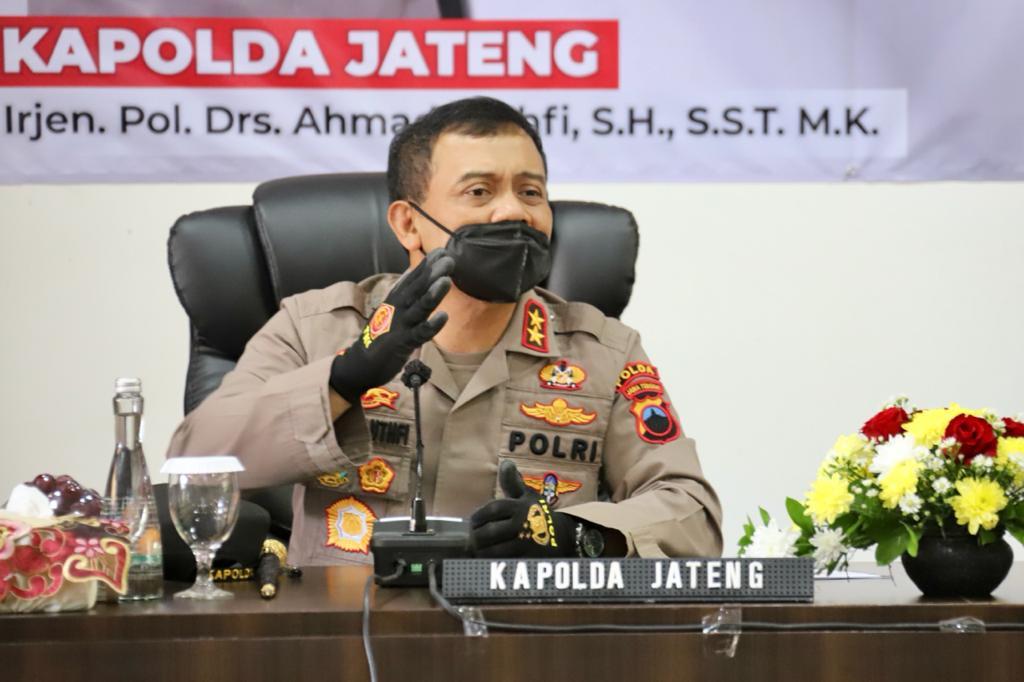 Peringatkan Jajaran Reskrim, Irjen Ahmad Luthfi: Jangan Sampai Tebang Pilih - JPNN.com