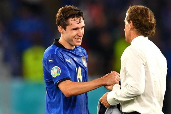 Euro 2020: Federico Chiesa Didapuk Sebagai Pemain Terbaik ...