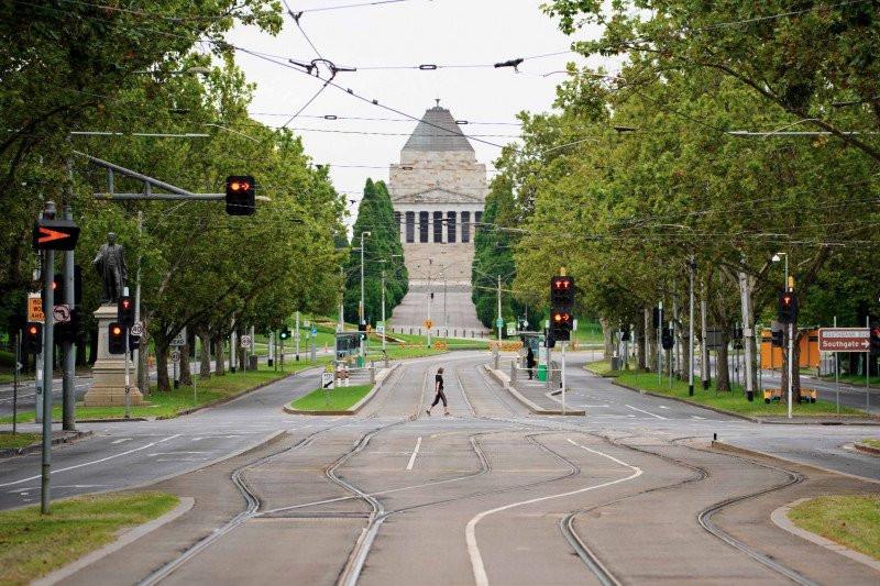Wabah COVID-19 di Australia Belum Reda, Ada Kabar Buruk dari Victoria - JPNN.com