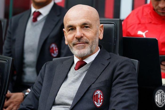 Stefano Pioli Berikrar Ini Jelang Bentrokan AC Milan vs Atletico Madrid - JPNN.com