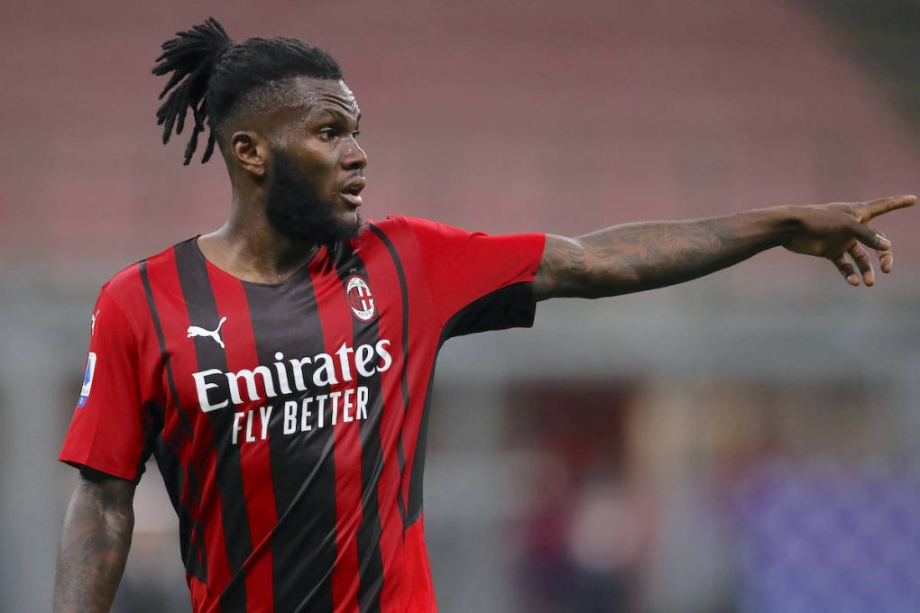 Milan Waspada, Franck Kessie Jadi Rebutan Dua Raksasa Inggris - JPNN.com