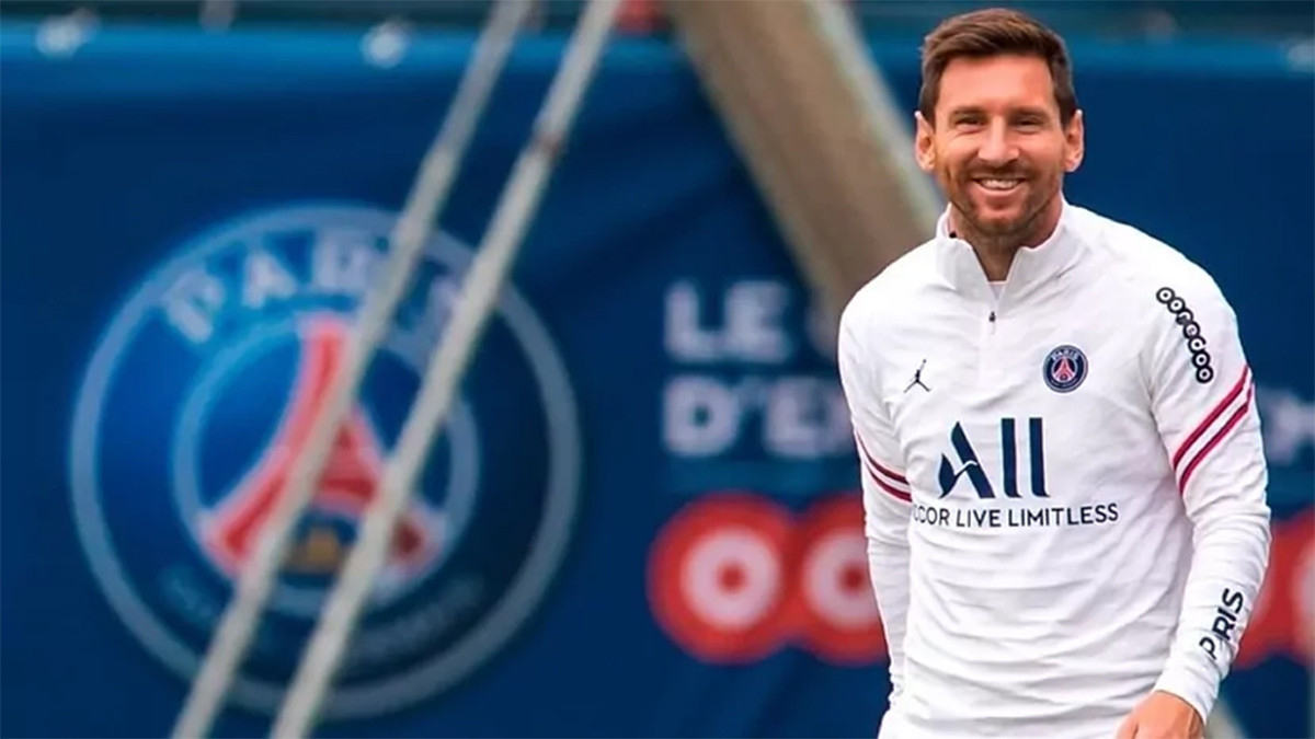 Rincian Gaji Lionel Messi di PSG Bocor, Sebegini Besarannya, Wow - JPNN.com