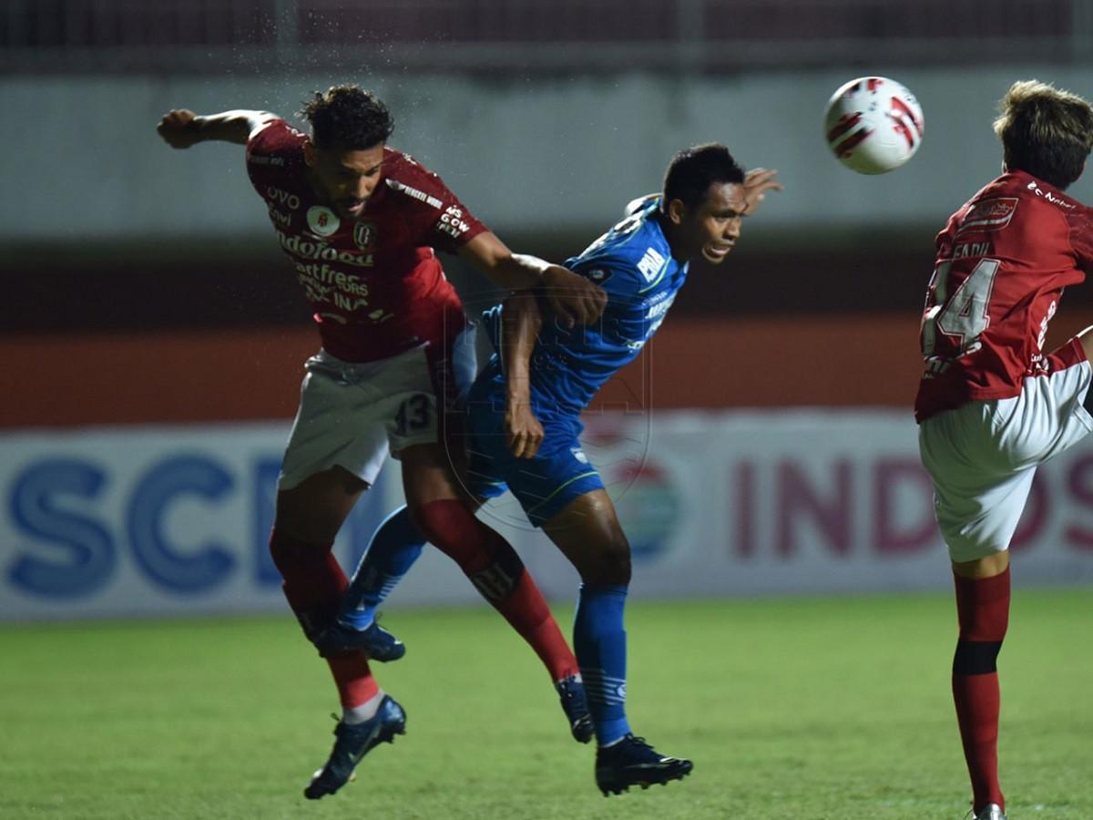 Persib Pernah Menang Besar Kontra Bali United, Ini Ambisi Frets dan Castillion - JPNN.com Bali