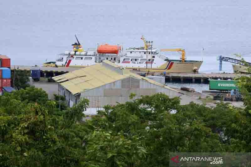 Kemenhub Buka Tol Laut Surabaya – Kupang – Merauke, Kadishub: NTT Sangat Diuntungkan! - JPNN.com Bali