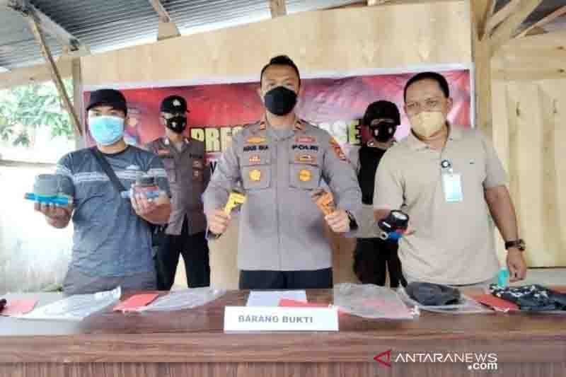 Eks Pegawai PDAM Giri Menang Dibekuk, Otaki Pencurian Meteran Air di 30 TKP - JPNN.com Bali