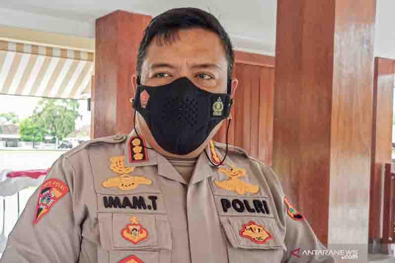 Polda NTB Libatkan Reskrim Hingga Penjinak Bom saat Ajang WSBK di Sirkuit Mandalika - JPNN.com Bali