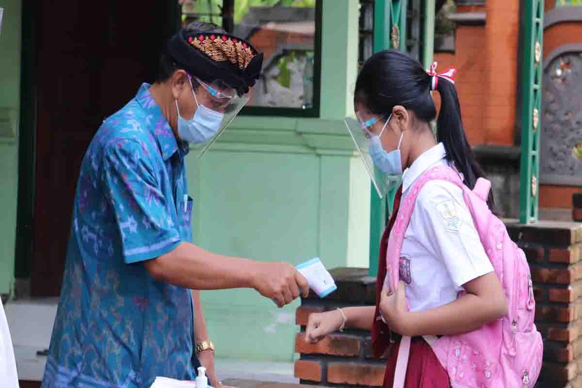 Satgas Covid-19 Buleleng Tunggu SE Gubernur Pembelajaran Tatap Muka - JPNN.com Bali