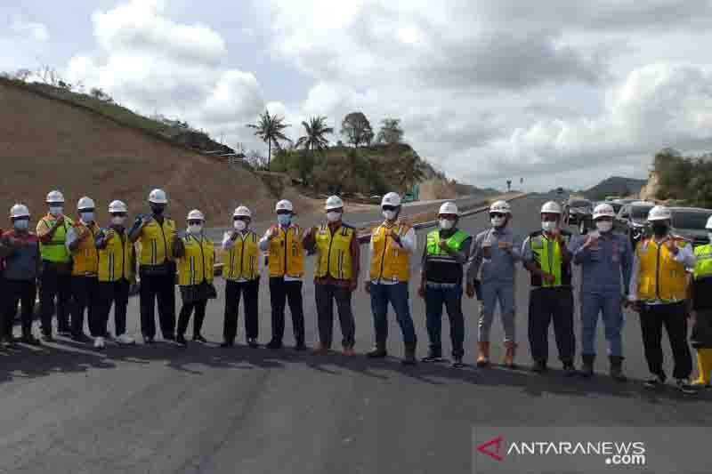 Ini Progres Jalan Bypass BIL: Tuntas 90 Persen, Siap Sambut WSBK di Sirkuit Mandalika - JPNN.com Bali