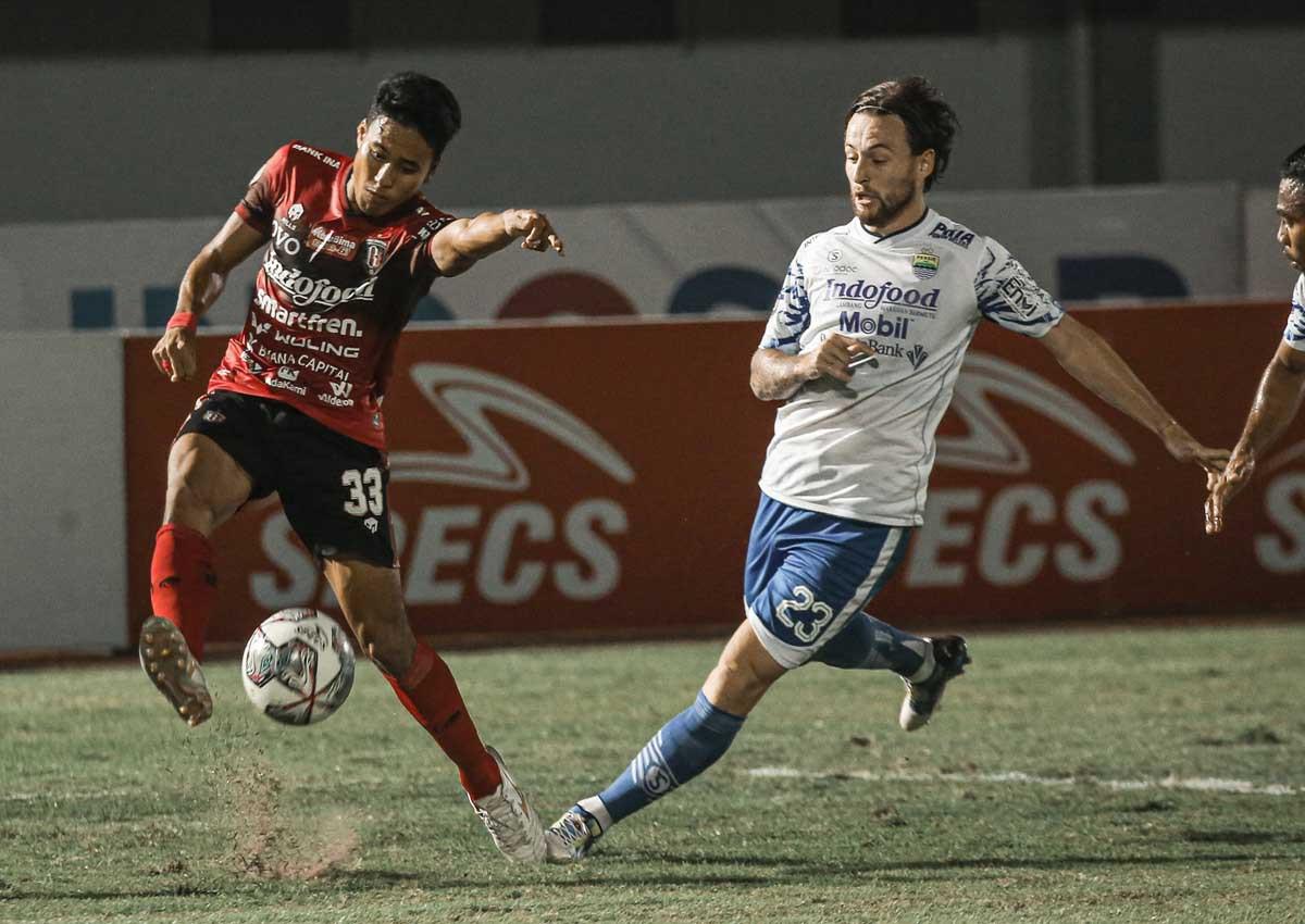10 Pemain Bali United Sukses Tahan Imbang Persib 2-2 - JPNN.com Bali