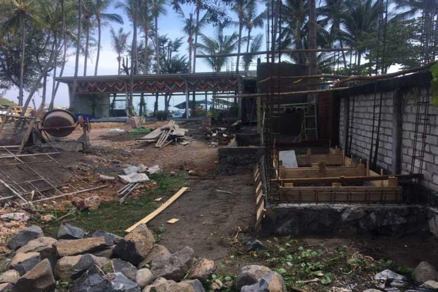 Pemkab Lombok Utara Stop Proyek Pusat Oleh-oleh Sasaku, Ini Temuan di Lapangan - JPNN.com Bali
