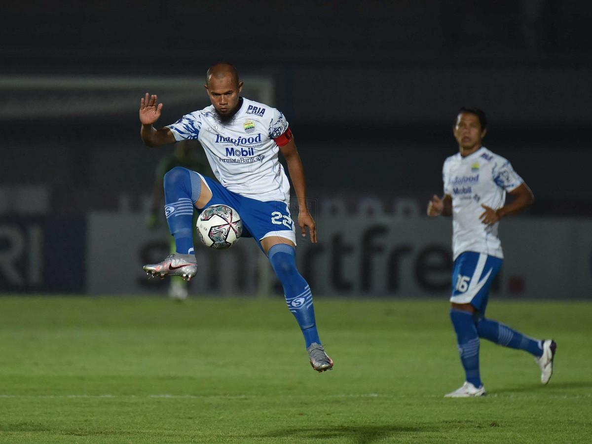 Gagal Bekuk Bali United Setelah Unggul 2 – 1, Ini Penyesalan Terbesar Kapten Persib - JPNN.com Bali