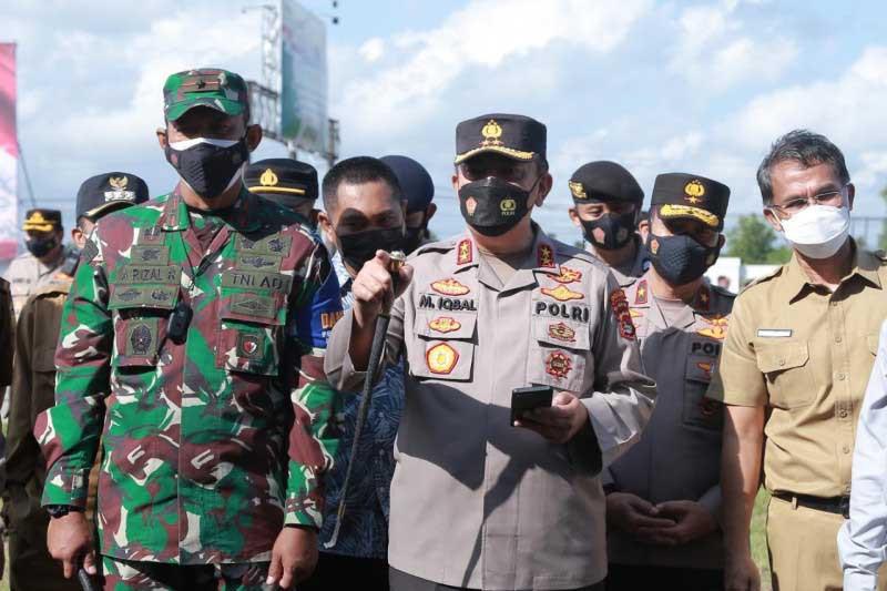 WSBK 2021 di Sirkuit Mandalika Tinggal 60 Hari, Ini Target Irjen Iqbal Kejar Herd Immunity - JPNN.com Bali